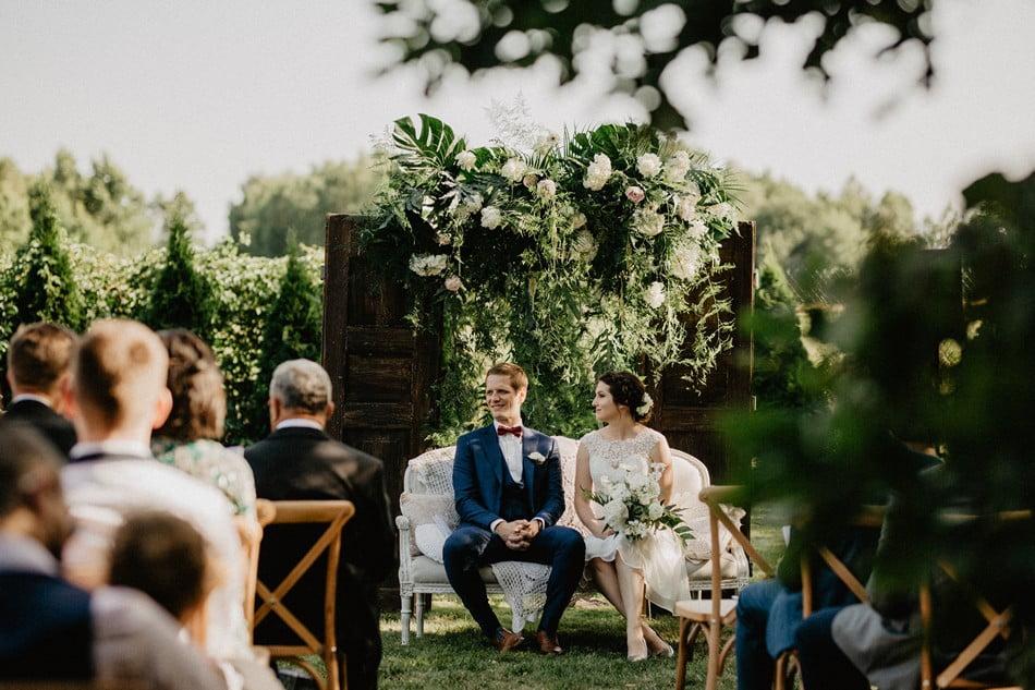 Ślub humanistyczny polsko-francuski