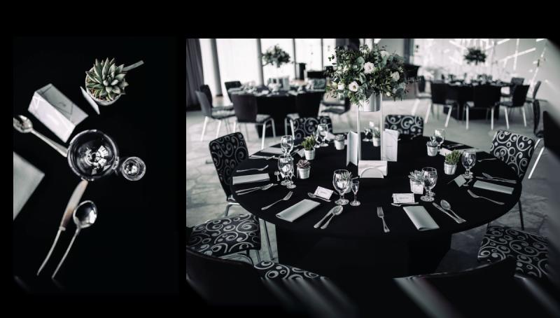 Ślub Cywilny w Plenerze na tarasie Hotelu Blue Diamond